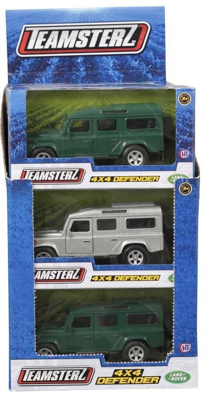 Wholesalers of 4x4 Defender Landrover toys